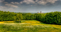 Durham Cathedral from Windmill Hill.