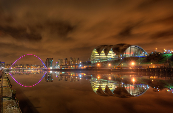 Quayside Reflections #3