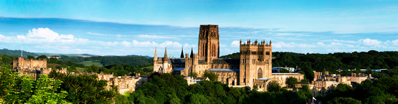 Durham City Panorama