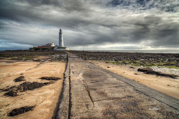 St. Mary's Lighthouse No# 1 01/05/15