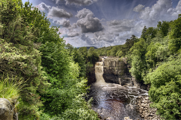 High Force, Teesdale, 18/06/12, No# 1