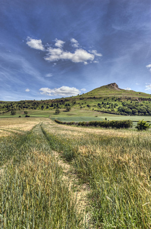 Towards Roseberry Topping. No. #2