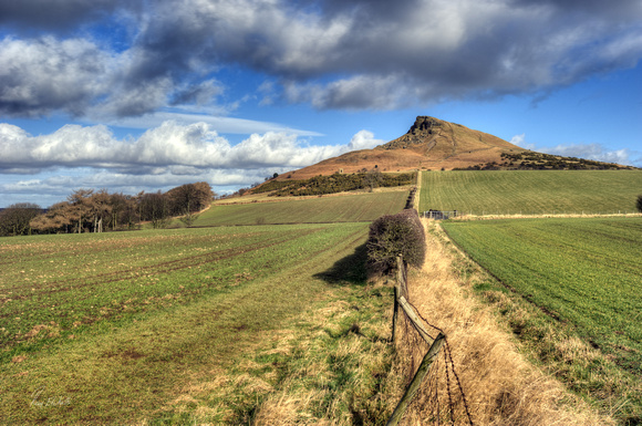 Roseberry Topping West to East No# 2