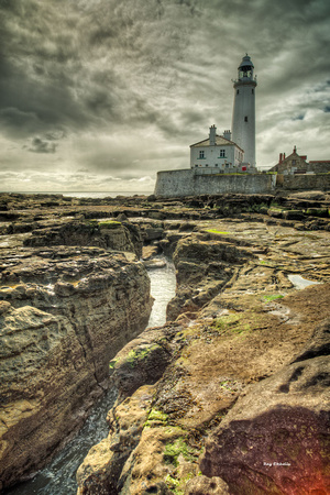 St. Mary's Lighthouse No# 2 01/05/15