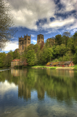 Durham Cathedral, UK.