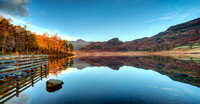 Blea Tarn Panoramic